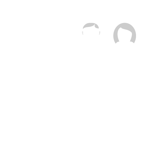 4 icons in a grid of a globe, two scientists, a mortarboard and a book